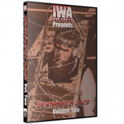 "IWA Mid-South ""2018 Deathmatch Daze Volume 2"""