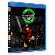 "IWA Mid-South Blu-ray/DVD ""Mance Warner: Birth Of The Southern Pyscho Vol. 1"""