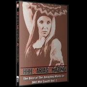 "IWA Mid-South DVD """"Oooh Maria's Amazing: Best of Amazing Maria Vol. 1"""