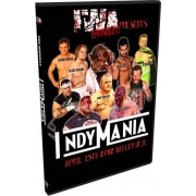 "IWA MidWest DVD April 13, 2012 ""IndyMania"" - Bellevue, IL"