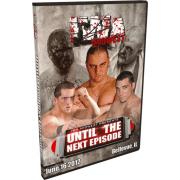 "IWA Midwest DVD June 16, 2012 ""Until the Next Episode"" - Bellevue, IL"