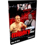 "IWA MidWest DVD May 19, 2012 ""Misery In May"" - Bellevue, IL"