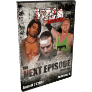 "IWA Midwest DVD August 31, 2012 ""The Next Episode: Night One"" - Bellevue, IL"