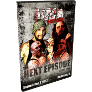"IWA Midwest DVD September 1, 2012 ""The Next Episode: Night Two"" - Bellevue, IL"