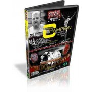 "IWA Mid-South DVD April 3, 1997 ""Crowning of a Champion"" & May 8, 1997 ""Irreparable Damage"" - Lousiville, KY"