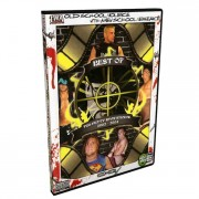 "IWA Mid-South DVD ""Best of Ted Petty Invitational 2002-2004"""