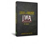"IWA Mid-South DVD ""Legacy of Violence"""