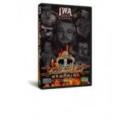 "IWA Mid-South DVD March 13, 1997 ""Eddie Gilbert Memorial Show"" - Louisville, KY"