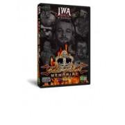 "IWA Mid-South DVD March 13, 1997 ""Eddie Gilbert Memorial Show"" - Louisville, KY"
