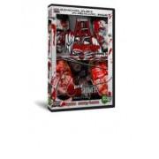 """IWA Mid-South DVD March 20, 2009 """"March Massacre"""" & April 3 & 4, 2009 """"April Bloodshowers"""" - Bellevue, IL"""
