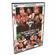 "IWA Mid-South DVD March 6 & 7, 2009 ""2009 King of the Death Matches"" - Joliet, IL"
