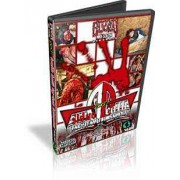 """IWA Mid-South DVD October 26, 2007 """"2007 Double Death Tag Team Tournament"""" - Plainfield, IN"""