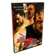 "IWA Mid-South DVD September 16 & 17, 2011 ""2011 King of the Death Matches"" - Bellevue, IL"