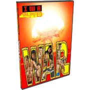 "IWA Unlimited DVD February 11, 2012 ""WAR 2012"" - Olney, IL"