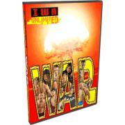 "IWA Unlimited DVD February 11, 2012 ""WAR 2012"" - Olney, IL"