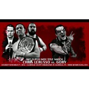 "IWC November 5, 2016 ""Clearfield Carnage"" - Clearfield, PA (Download)"