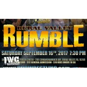 "IWC September 16, 2017 ""Rural Valley Rumble"" - Rural Valley, PA (Download)"