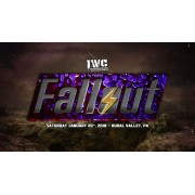 "IWC January 20, 2018 ""Fallout"" - Rural Valley, PA (Download)"