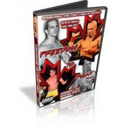 "IWS DVD November 3, 2007 ""Freedom to Fight 2007"" - Montreal, QC"