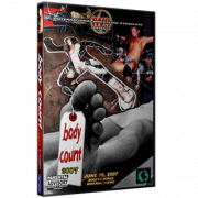 "IWS DVD June 16, 2007 ""Body Count 2007"" - Montreal, QC"