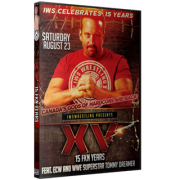 "IWS DVD August 23, 2014 ""15 FKN Years"" - Montreal, QC"