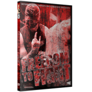 "IWS DVD November 15, 2014 ""Freedom to Fight"" - Montreal, QC"