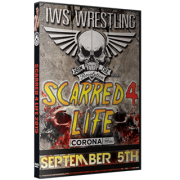 "IWS DVD September 5, 2015 ""Scarred"" - Montreal, QC"