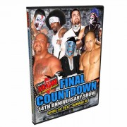 "JAPW DVD April 14, 2012 ""The Final Countdown: 14th Anniversary Show"" - Rahway, NJ"