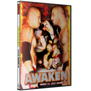 "JAPW DVD March 21, 2015 ""Awaken"" - Rahway, NJ"