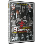 "JAPW DVD November 14, 2015 ""19th Anniversary/Fat Frank Memorial"" - Rahway, NJ"