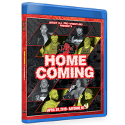 "JAPW Blu-ray/DVD April 30, 2016 ""Homecoming"" - Bayonne, NJ"