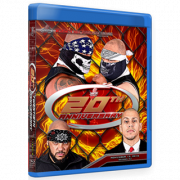 "JAPW Blu-ray/DVD November 12, 2016 ""20th Anniversary"" - Rahway, NJ"