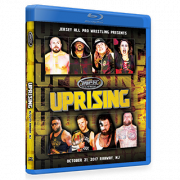 "JAPW Blu-ray/DVD October 21, 2017 ""Uprising"" - Rahway, NJ"