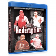 "JAPW Blu-ray/DVD February 24, 2018 ""Redemption"" - Rahway, NJ"