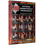 "JCW DVD September 13, 2013 "" Extreme Title Tournament"" - Hasbrouck Heights, NJ"