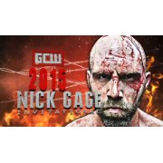 "GCW September 5, 2015 ""Nick Gage Invitational"" - Warren, NJ (Download)"