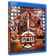 "GCW Blu-ray/DVD April 8, 2016 ""GCW Live"" - Hasbrouck Heights, NJ"