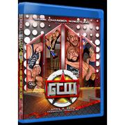 "GCW Blu-ray/DVD April 8, 2016 ""GCW Live"" - Hasbrouck Heights, NJ"