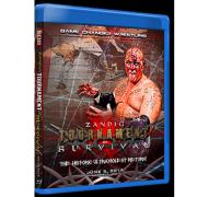 "GCW Blu-ray/DVD June 5, 2016 ""Zandig's Tournament of Survival"" - Howell, NJ"