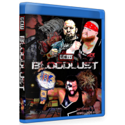 "GCW Blu-ray/DVD September 18, 2016 ""Bloodlust"" - Howell, NJ"