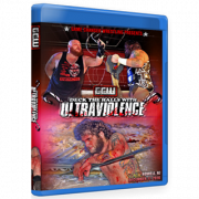 """GCW Blu-ray/DVD December 17, 2016 """"Deck the Halls with Ultraviolence"""" - Howell, NJ"""