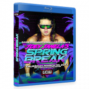 "GCW Blu-ray/DVD March 30, 2017 ""Joey Janela's Spring Break"" - Orlando, FL"