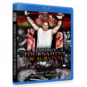 "GCW Blu-ray/DVD June 3, 2017 ""Zandig's Tournament of Survival II"" - Howell, NJ"