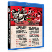 "GCW/DTU Blu-ray/DVD June 29 & 30, 2017 ""Epidemia Destructiva Tour 2017: Day 1 & 2"" - Pachuca & Queretaro, Hidalgo. Mexico"