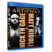 "GCW Blu-ray/DVD July 29, 2017 ""Art of War"" - Howell, NJ"