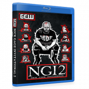 "GCW Blu-ray/DVD September 16, 2017 ""Nick Gage Invitational II"" - Howell, NJ"