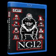 "GCW Blu-ray/DVD September 16, 2017 ""Nick Gage Invitational II"" - Howell, NJ"