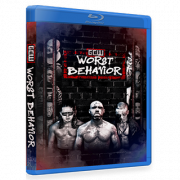 "GCW Blu-ray/DVD October 28, 2017 ""Worst Behavior"" - Howell, NJ"