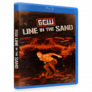 "GCW Blu-ray/DVD November 11, 2017 ""Line In The Sand"" - Allentown, PA"