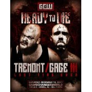 "GCW December 16, 2017 ""Ready to Die"" - Howell, NJ (Download)"